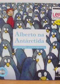 Alberto na Antártida - Cidália Fernandes