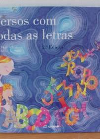 Versos com todas as letras - José Jorge Letria e Elsa Lé