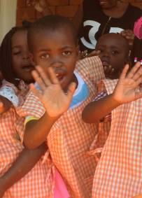 Uniforme Escolar (pulseira amarela)