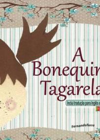 A Bonequinha Tagarela - livro infantil