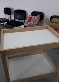 Trocador de fraldas IKEA