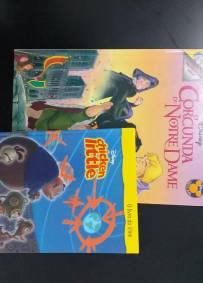 Livros da Disney