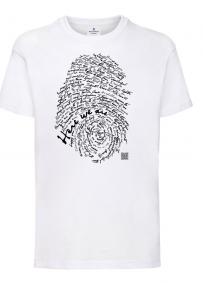 T-shirt Solidária Decenio Natal (tamanho L)