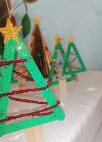 Arvore de Natal Pau Gelado