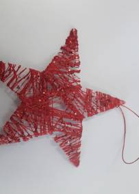Pendente Estrela de Natal