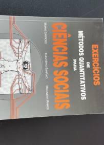 Exercícios de métodos quantitativos para ciências sociais