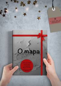 O Mapa - livro de Rosana Antonio