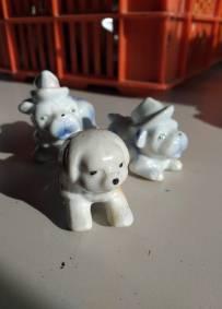 Bonecos de porcelana