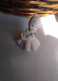Menina de porcelana