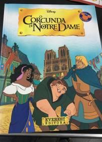 """Livro """" O corcunda de NotreDame"""""""