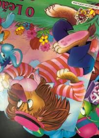 Conjunto de livros infantis