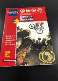 Os super 4- o sangue secreto