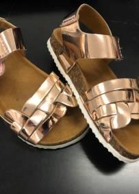 Sandálias lefties para menina