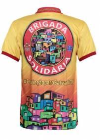 Camisa Brigada Solidária