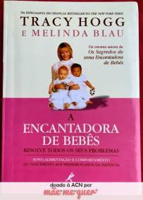 A Encantadora de Bebês – Tracy Hogg e Melinda Blau