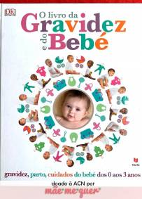 O livro da Gravidez e do Bebé