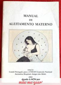 Manual de aleitamento materno 2002 - UNICEF