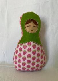 Boneca verde