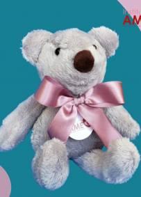 Compre e Doe- Ursinho solidário Rosa