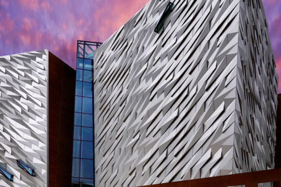 Belfast e Titanic da Dublino