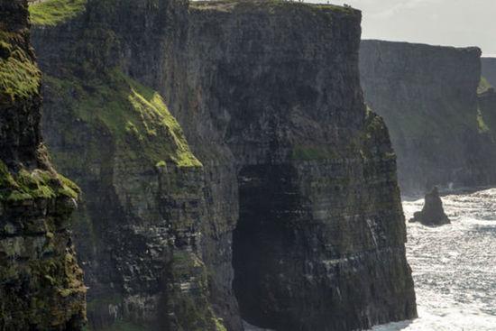 Scogliere di Moher da Limerick