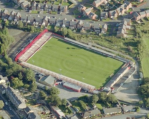 Accrington Stanley - Coach Travel