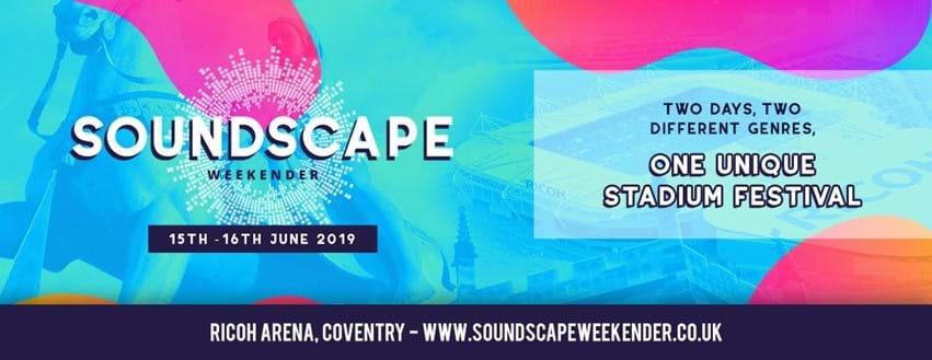 Soundscape Festival - Day 1 - Sat 15 June