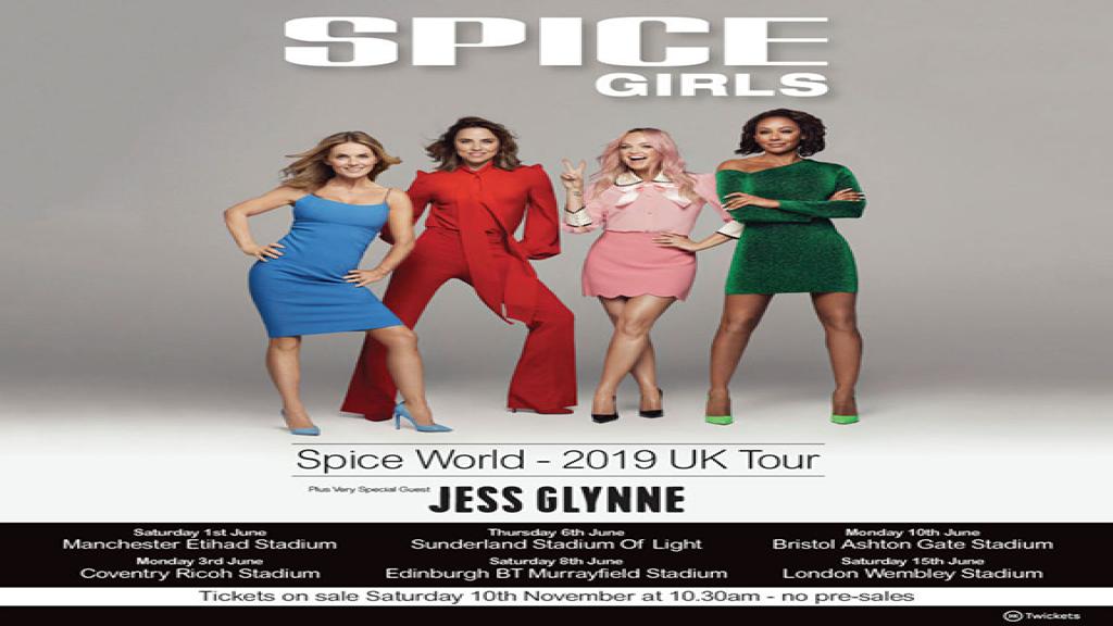 Spice Girls - Day 2