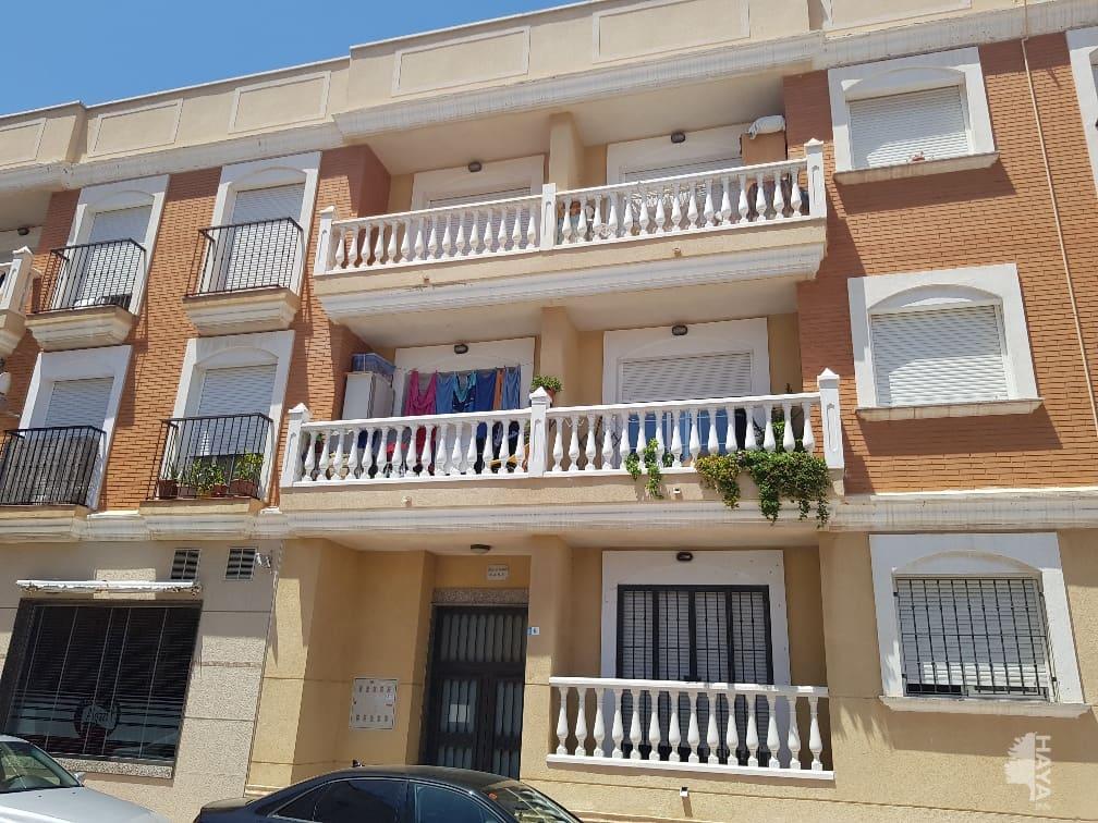 Piso en venta en Los Depósitos, Roquetas de Mar, Almería, Calle Jose Isbert, 55.400 €, 2 habitaciones, 1 baño, 77 m2