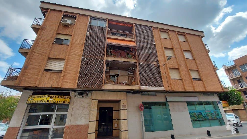 Piso en venta en Murcia, Murcia, Calle Canos, 89.100 €, 3 habitaciones, 1 baño, 96 m2