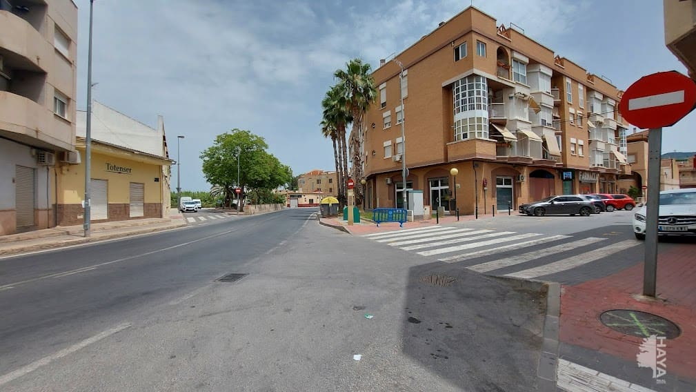 Piso en venta en Murcia, Murcia, Calle Bartolejos, 115.100 €, 4 habitaciones, 1 baño, 197 m2