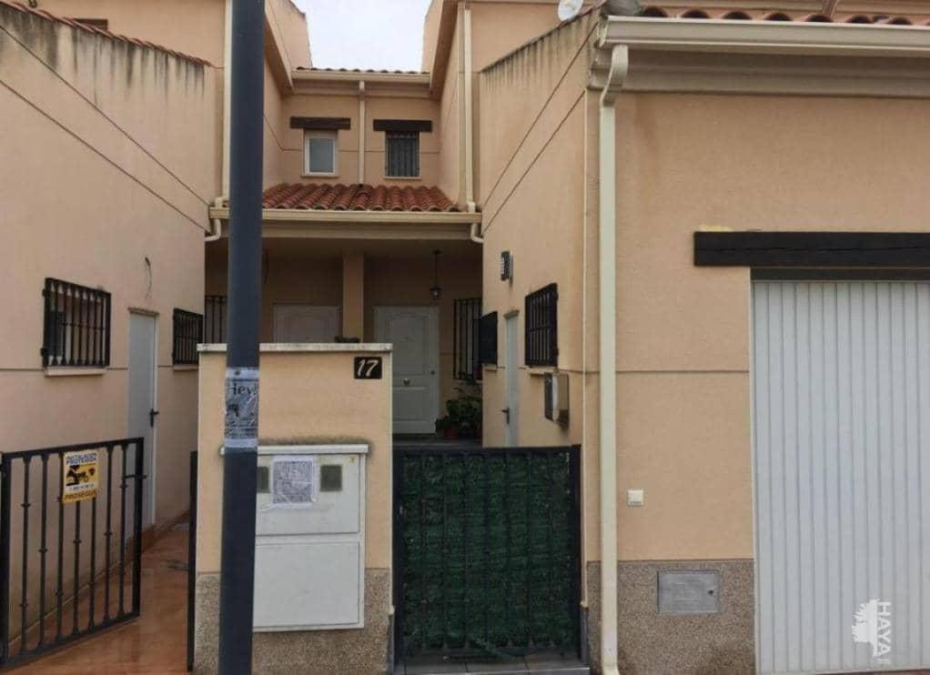 Casa en venta en Pedro Muñoz, Ciudad Real, Calle Baleares, 59.500 €, 3 habitaciones, 2 baños, 145 m2