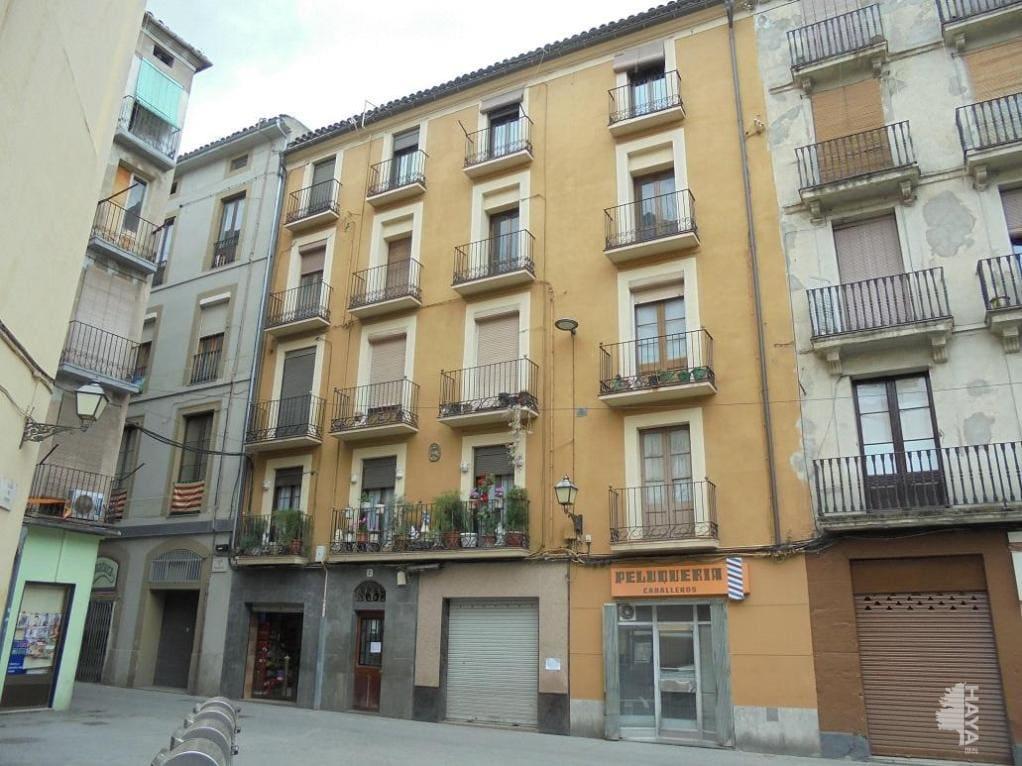 Piso en venta en Centre Històric de Manresa, Manresa, Barcelona, Plaza Gispert, 47.800 €, 2 habitaciones, 1 baño, 84 m2