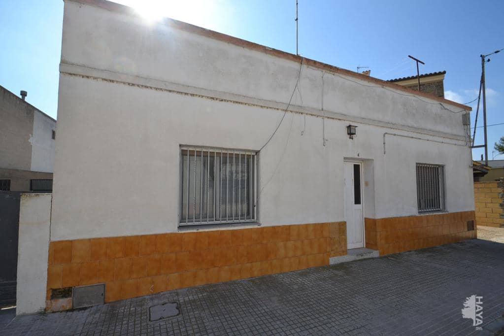 Casa en venta en Casa en Deltebre, Tarragona, 76.100 €, 3 habitaciones, 1 baño, 165 m2