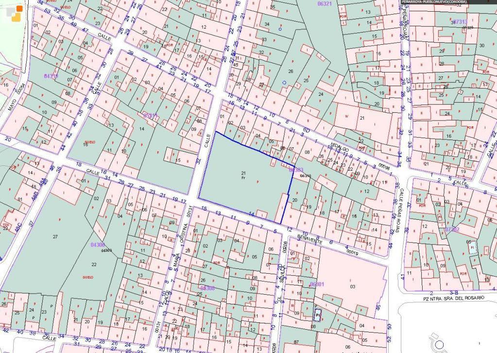 Suelo en venta en Peñarroya-pueblonuevo, Córdoba, Calle Valeriano Orden Palomino, 119.255 €, 2676 m2