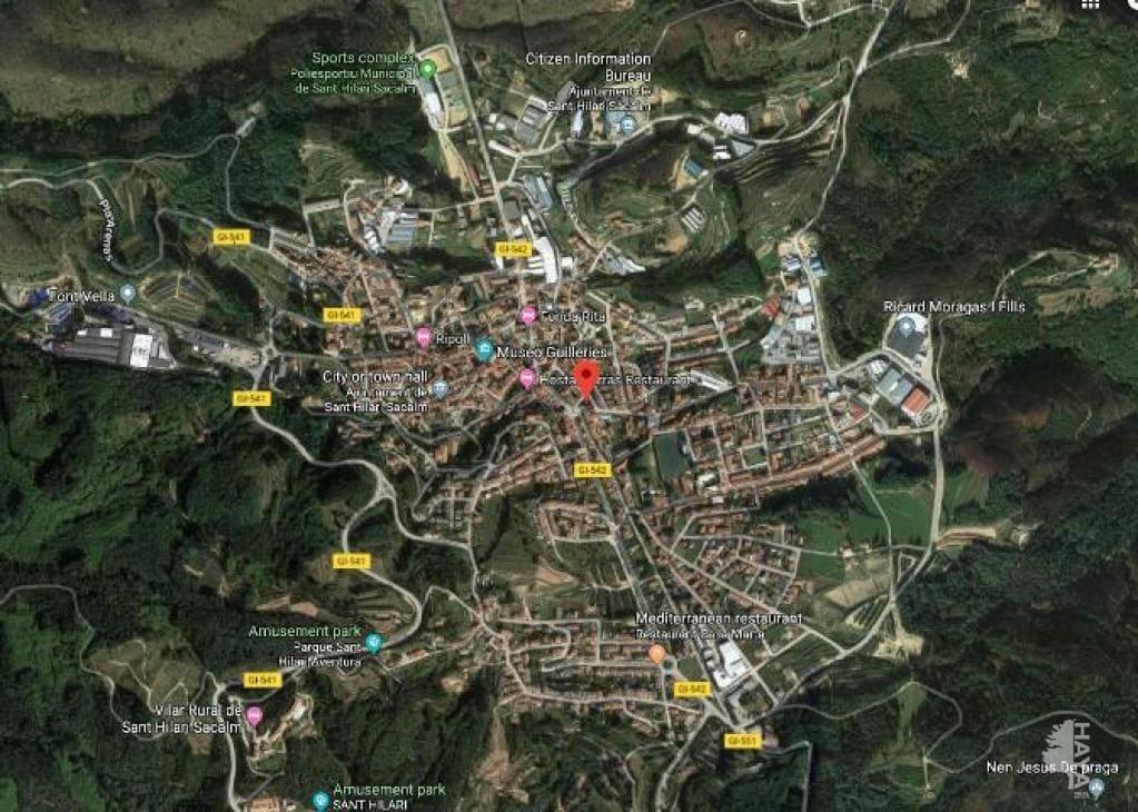 Casa en venta en Sant Hilari Sacalm, Sant Hilari Sacalm, Girona, Pasaje Font del Ferro, 162.100 €, 3 habitaciones, 3 baños, 172 m2