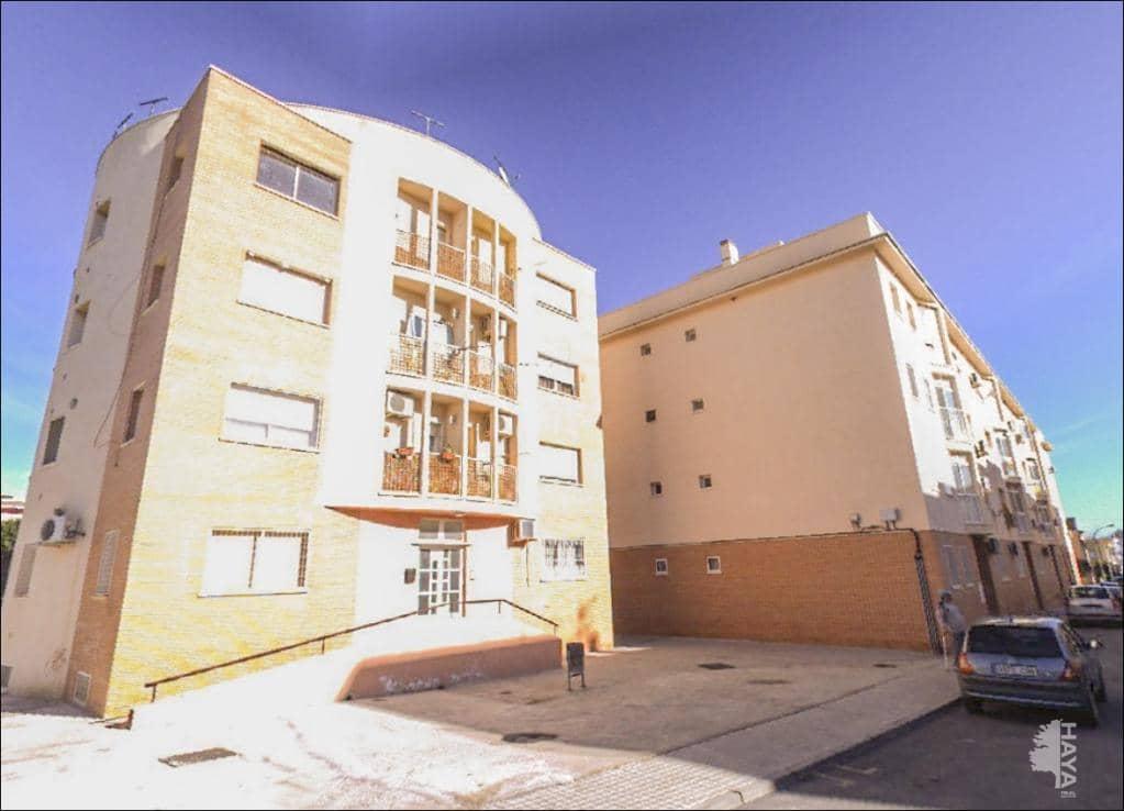 Piso en venta en Visiedo, Huércal de Almería, Almería, Calle Jacinto Benavente, 51.612 €, 3 habitaciones, 1 baño, 67 m2