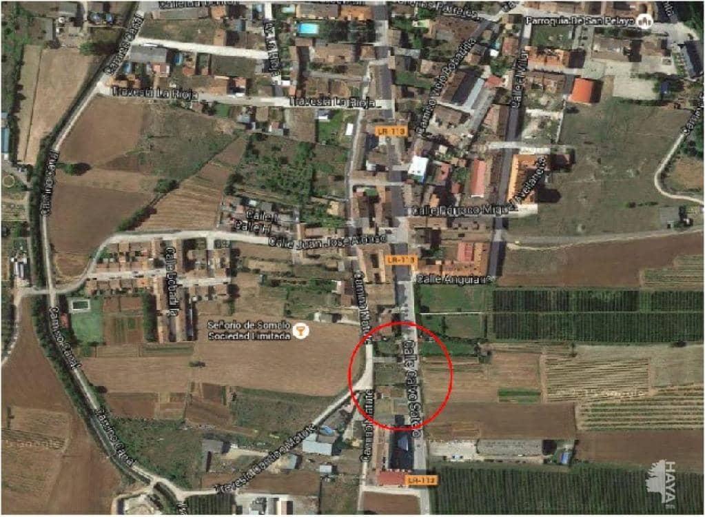 Suelo en venta en Baños de Río Tobía, Baños de Río Tobía, La Rioja, Calle Calvo Sotelo, 53.360 €, 527 m2