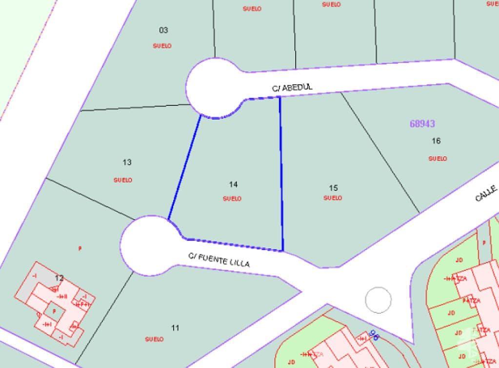 Suelo en venta en Sojuela, Sojuela, La Rioja, Calle Solcampo, 60.000 €, 1287 m2