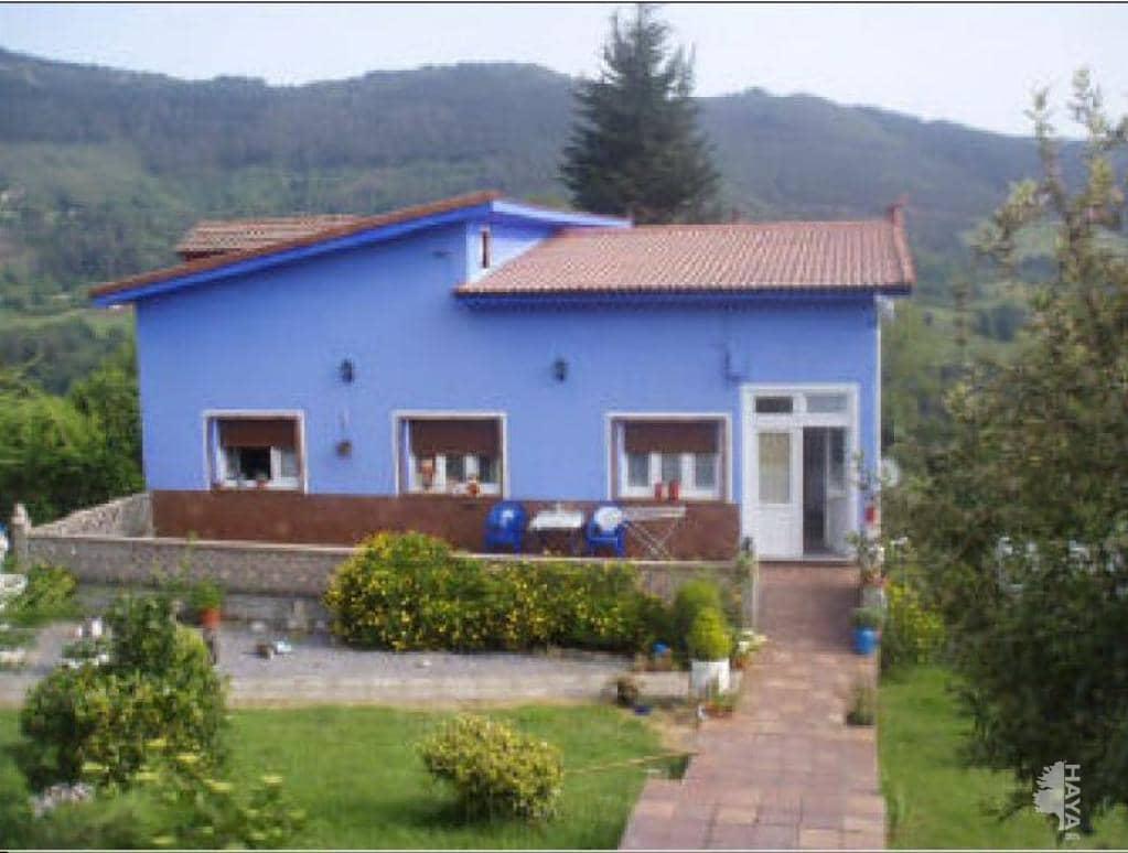 Casa en venta en La Rozuca, Piloña, Asturias, Lugar Areña La, 136.300 €, 4 habitaciones, 1 baño, 277 m2