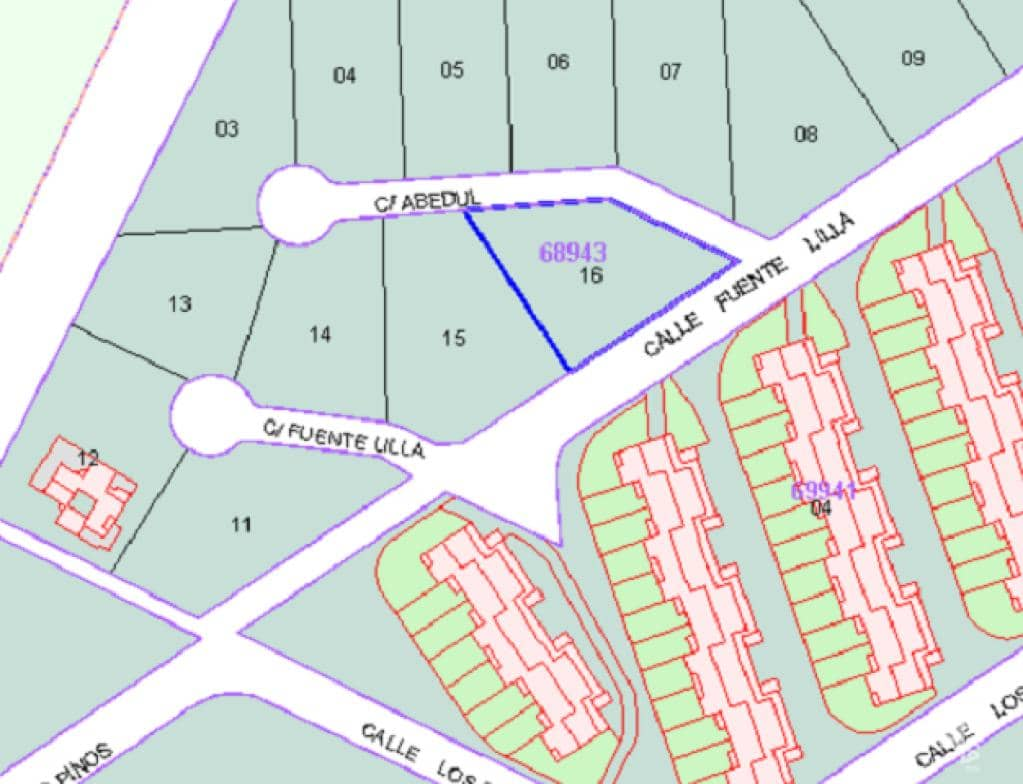 Suelo en venta en Sojuela, Sojuela, La Rioja, Calle Solcampo, 61.300 €, 1314 m2