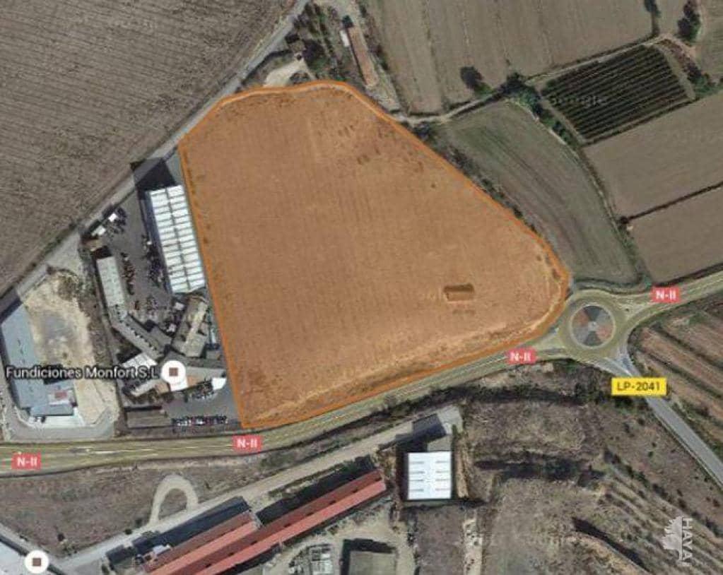 Suelo en venta en Hostal Nou, Bellpuig, Lleida, Camino Coscollar (del), 240.079 €, 47662 m2