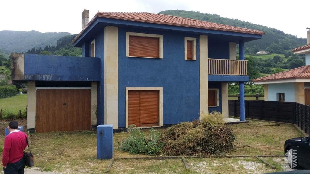 Casa en venta en Santa Olalla, Bárcena de Pie de Concha, Cantabria, Calle Pie de Concha, 89.000 €, 3 habitaciones, 1 baño, 163 m2
