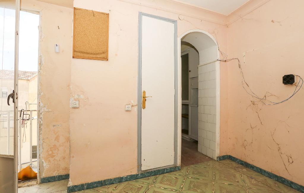 Casa en venta en Bockum, Alcoy/alcoi, Alicante, Calle Caramanxel, 19.500 €, 1 habitación, 1 baño, 68 m2