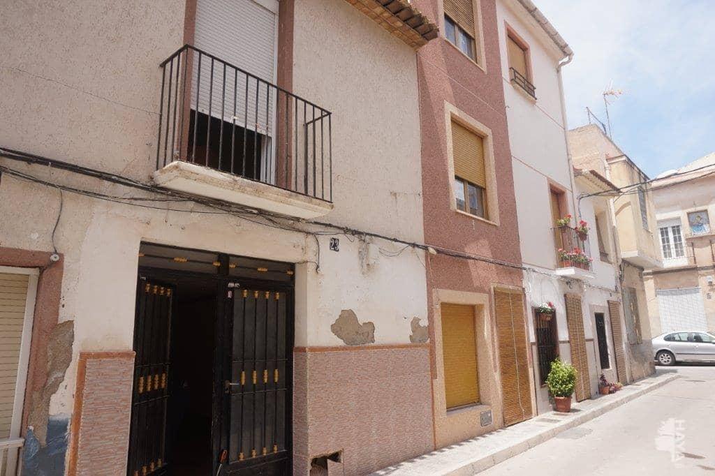 Piso en venta en Novelda, Alicante, Calle Santa Teresa, 86.000 €, 2 habitaciones, 2 baños, 129 m2