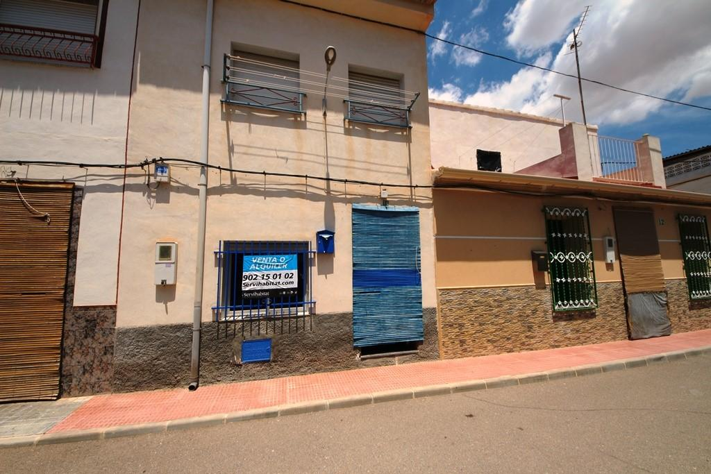 Casa en venta en Barinas, Murcia, Murcia, Calle Santa Lucia, 38.500 €, 4 habitaciones, 1 baño, 108 m2
