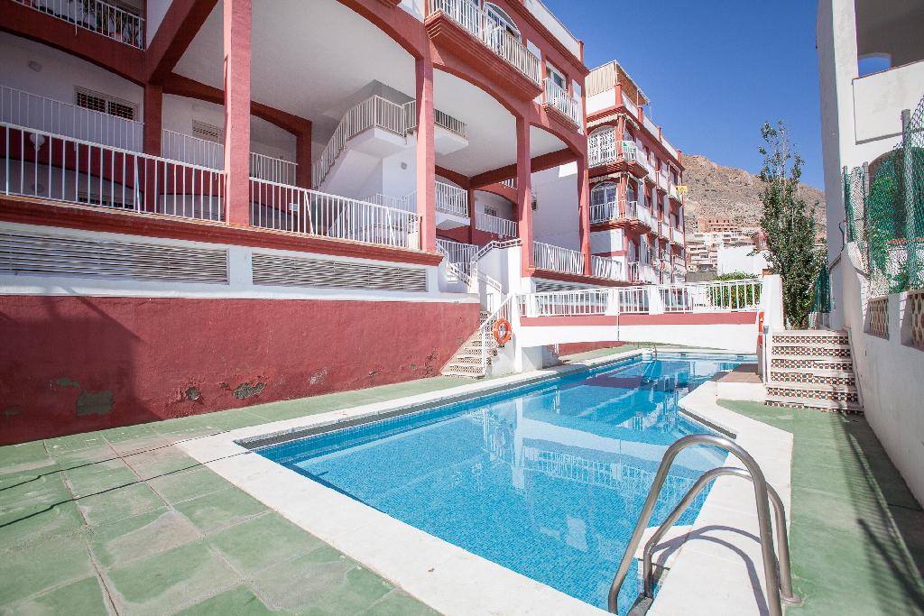 Piso en venta en Roquetas de Mar, Almería, Calle Dallas (an), 84.000 €, 2 habitaciones, 1 baño, 75 m2