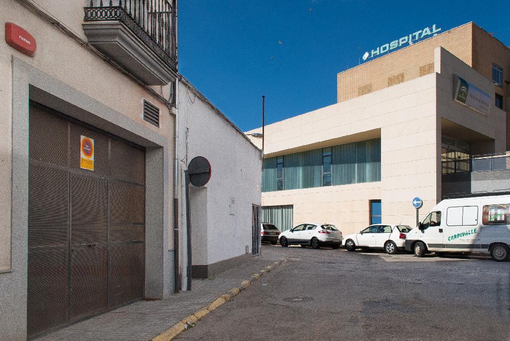 Parking en venta en Parking en Pozoblanco, Córdoba, 4.000 €, 31 m2