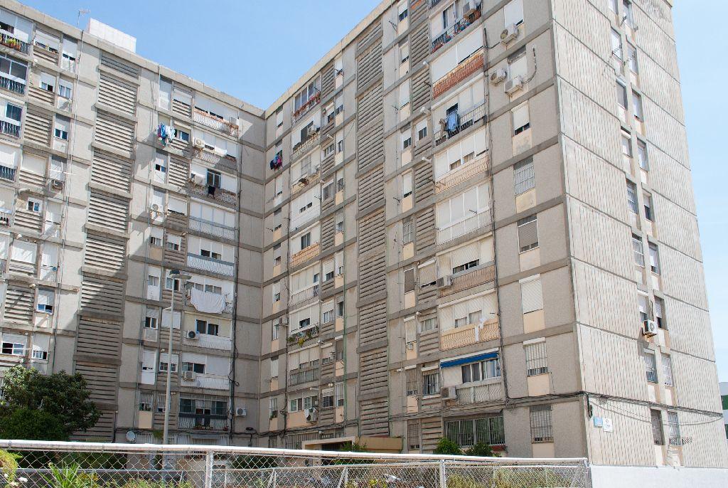 Piso en venta en Las Torres, Jerez de la Frontera, Cádiz, Calle del Cabeceo, 62.500 €, 2 habitaciones, 1 baño, 77 m2