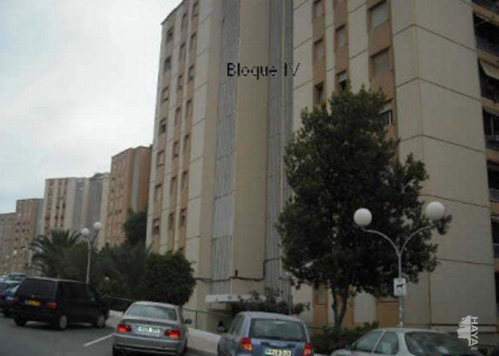 Piso en venta en La Villajoyosa/vila, Alicante, Urbanización Paraiso Sainvi, 138.000 €, 3 habitaciones, 2 baños, 100 m2